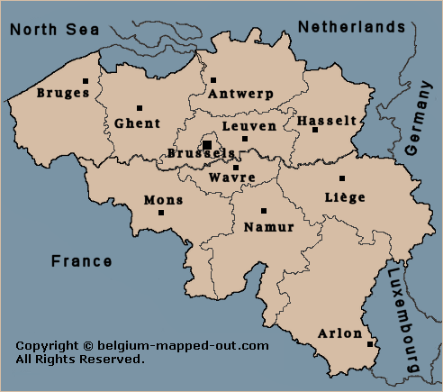 Some backgroud information about Belgium