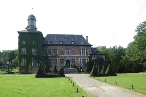 Rullingen castle in Borgloon