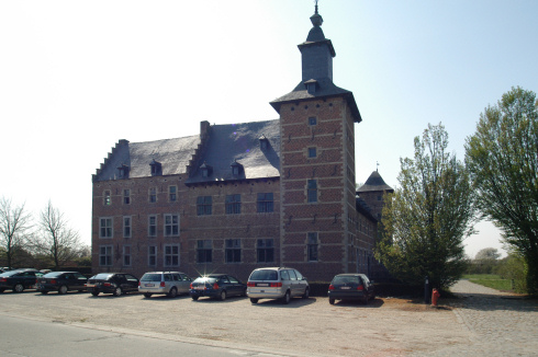 Rijkel castle in Borgloon
