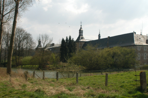 Betho castle in Tongeren