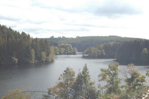 Robertville Dam