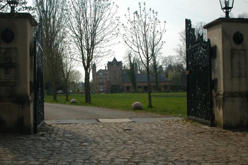 de la Motte castle in Sint-Truiden