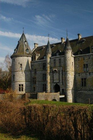 Castle-Fortress in Fallais