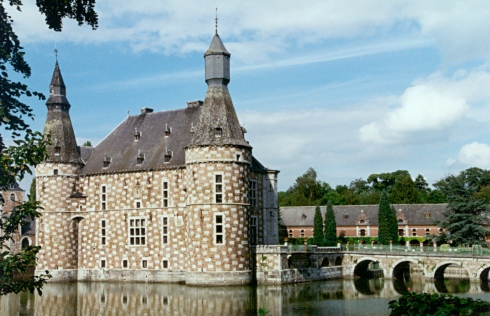 Jehay castle in Amay