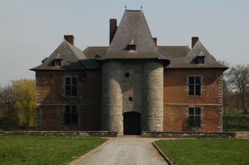 Fernelmont castle in Fernelmont