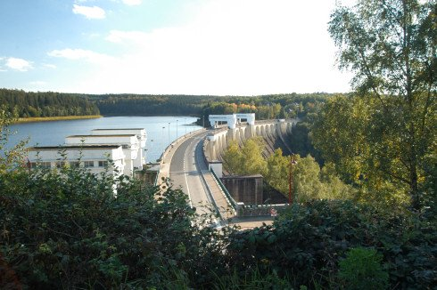 Vesdre Dam