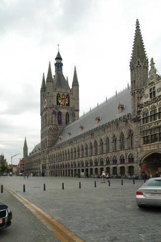 Belfry Ypres
