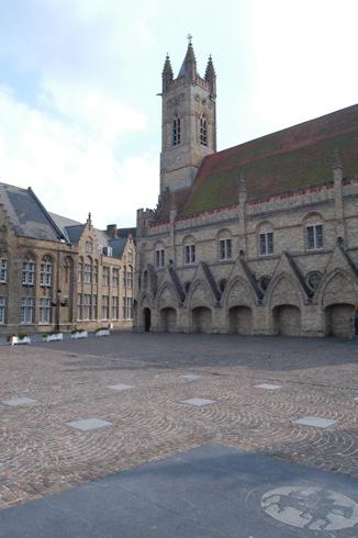 Belfry in Nieuwpoort