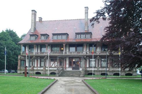 Castle Zonnebeke