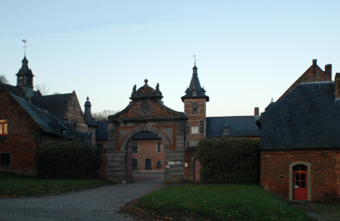 Castle in Rixensart