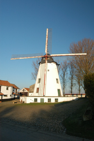 Moulin Defrenne in Grand-Leez