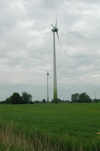 Turbines Nieuw Kapelle