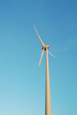 First Generation Wind Turbine in Mesnil