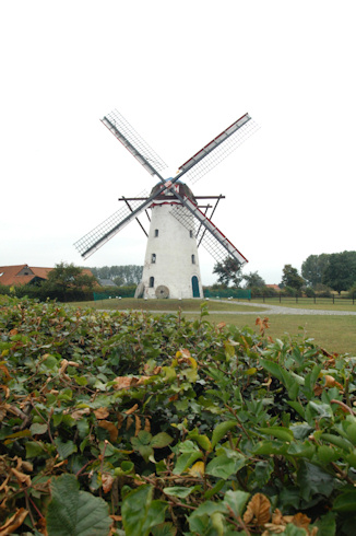 Molen in Ertvelde