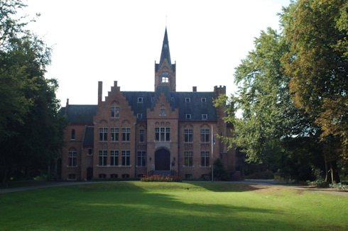 Ryckevelde Castle