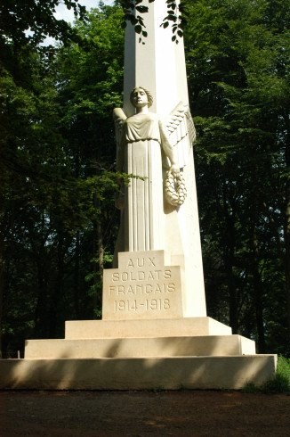 French Memorial on Mount Kemmel