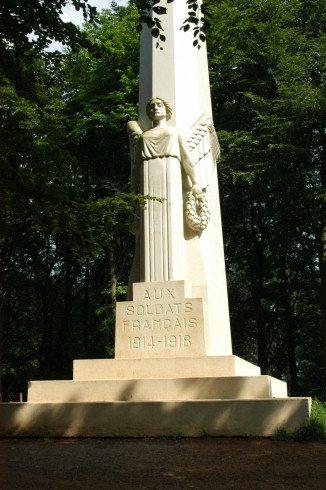 French Memorial on Mount Kemmel