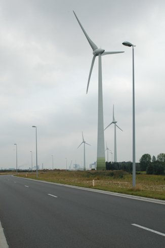 Turbines Ghent-Haven 2