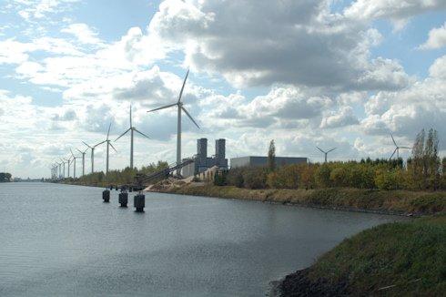 Turbines Havendam Oost